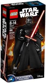 Конструктор LEGO Star Wars Kylo Ren 75117, 86 шт.
