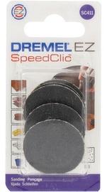 Šlifavimo diskas Dremel 2615S411JA, K60, 30 mm, 6 vnt.