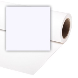 Colorama Studio Background Paper 2.72x11m Arctic White