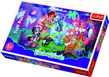 Trefl Puzzle Enchantimals 100pcs 16348