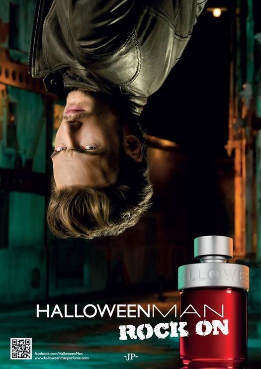 Набор для мужчин Jesus Del Pozo Halloween Man Rock On 125 ml EDT + 100 ml All Over Shower Gel + Armband