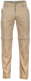 Marmot Transcend Convertible Pants 32 Short Desert Khaki