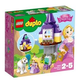 Konstruktorius LEGO Duplo, Auksaplaukės bokštas 10878