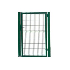 Garden Center Gate RAL6005 1000x1730mm Green