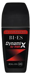 Дезодорант для мужчин BI-ES Dinamix, 50 мл