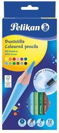 Pelikan Buntstifte Coloured Pencils 12pcs