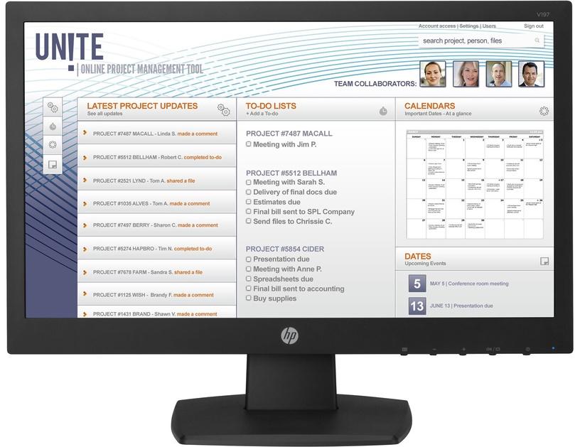 Monitorius HP V197