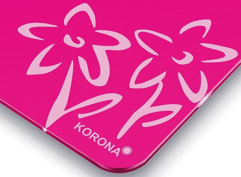 Svarstyklės Korona Gisa 73243 Pink