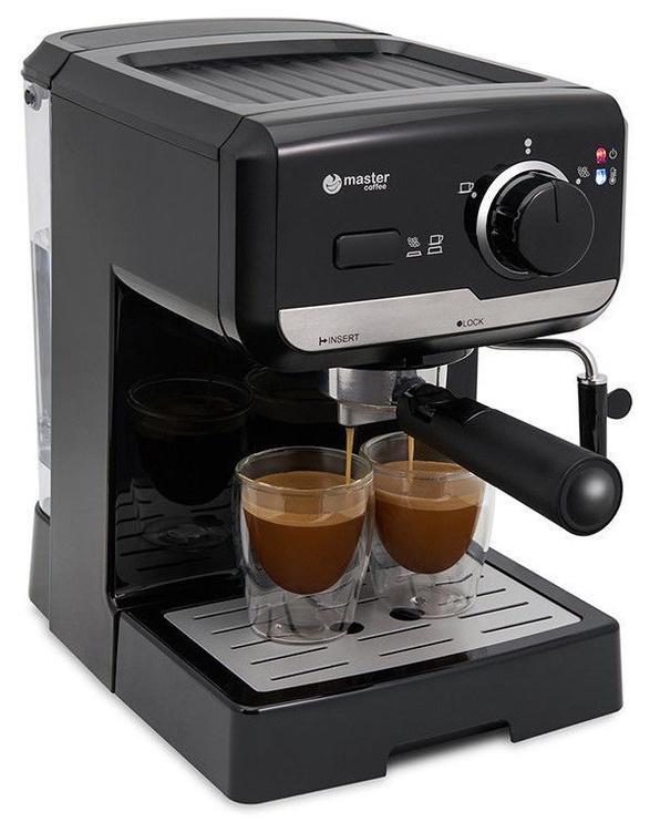 Kafijas automāts Master Coffee MC505BL Black