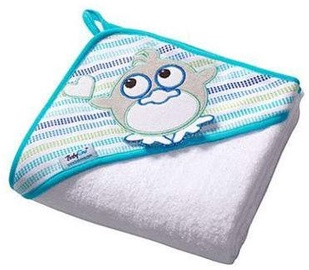 BabyOno Hooded Towel Terry 100x100cm