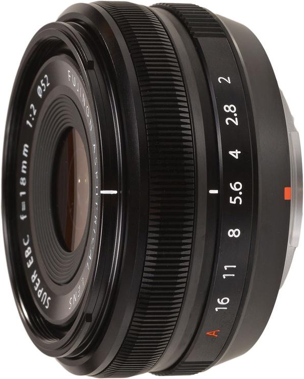 Fujifilm Fujinon XF 18/2 R