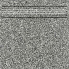 Kwadro Ceramika Floor Tiles Virginia Stop 30x30cm Grey