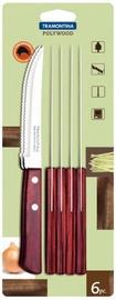 Tramontina Polywood Steak Knife 6pcs