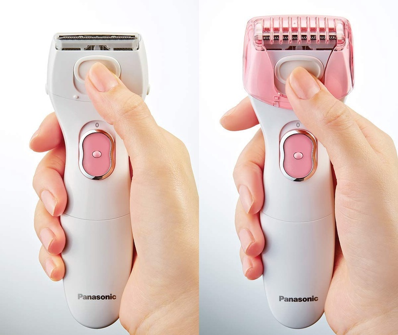 Panasonic Wet & Dry Lady Shaver ES-WL50
