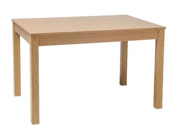 Pusdienu galds Signal Meble Prism Oak, 1200x800x750 mm
