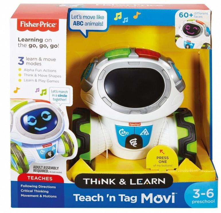 Fisher PriceThink And Learn Teach'n Tag Movi FKC36