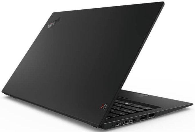 Nešiojamas kompiuteris Lenovo ThinkPad X1 Carbon 6th Gen Black 20KH006FPB