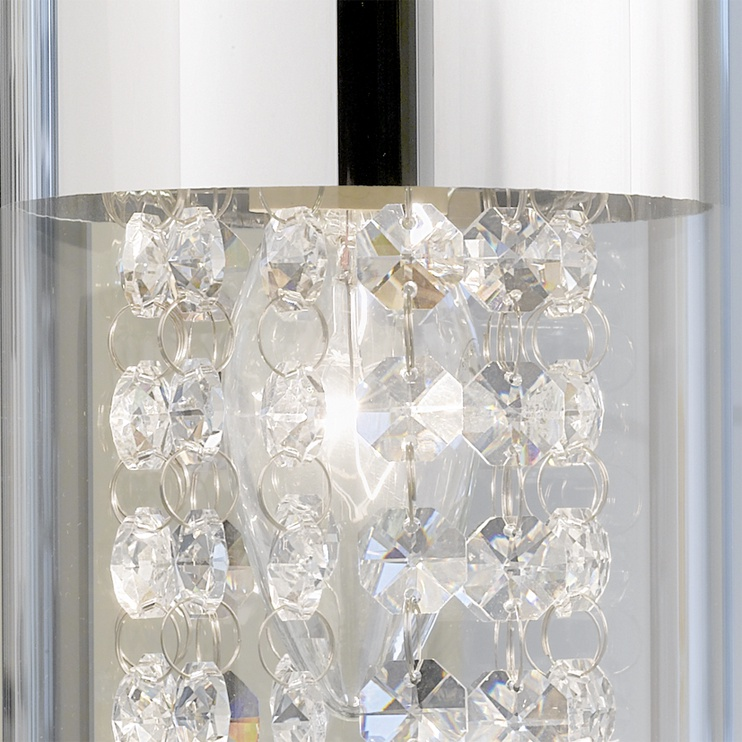 Griestu lampa Eglo Diamond 90696 4x60W E14
