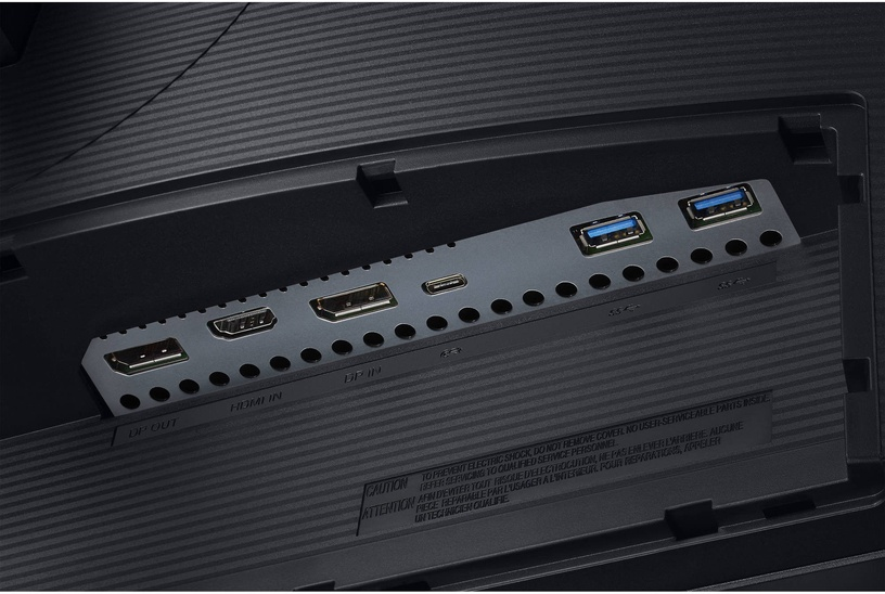 "Monitorius Samsung LS27H850QFUXEN, 27"", 4 ms"