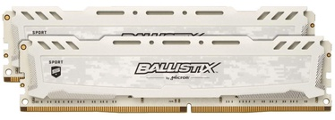 Crucial Ballistix Sport LT White 32GB 2666MHz DDR4 CL16 KIT OF 2 BLS2K16G4D26BFSC