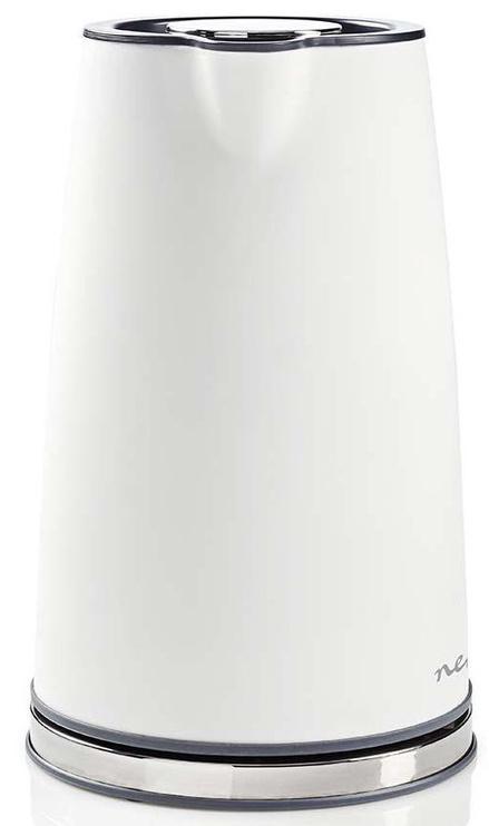 Электрический чайник Nedis KAWK510WT, 1.7 л
