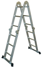 Besk Multifunctional Ladder 3.7m 3x4