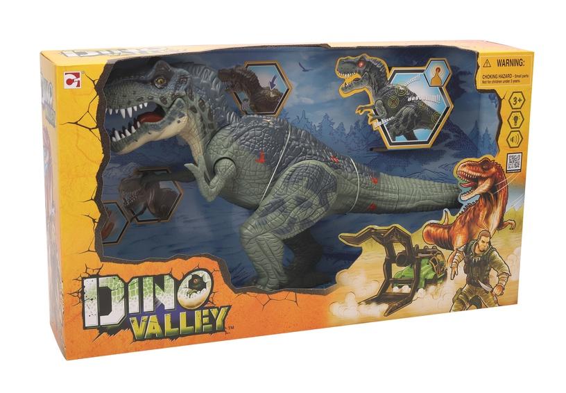 Фигурка-игрушка Chap Mei Dino Valley T-Rex 542051