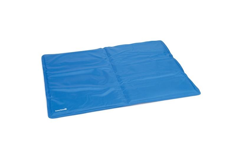 Охлаждающий коврик для животных Beeztees, синий, 650x500 мм