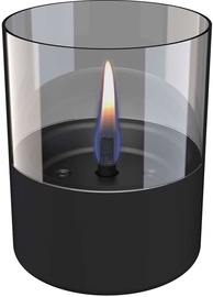 TenderFlame Table Burner Lilly 10cm Black