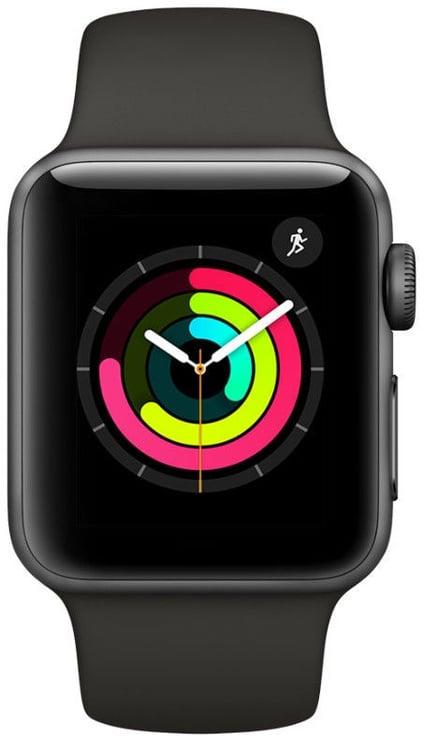 Išmanusis laikrodis Apple Watch Series 3, pilka