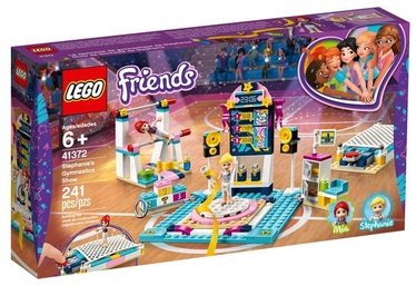 Konstruktorius LEGO® Friends 41372 Stephanie gimnastikos pasirodymas