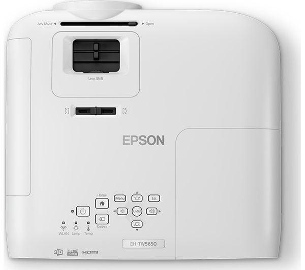 Projektor Epson EH-TW5650 V11H852040
