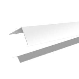 NURGALIIST PVC  C20 20X20MM 2.7M VALGE