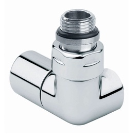 Balansinis ventilis gyvatukui, Carlo Poletti V74310BSX, 1/2 x 1/2 IN, kairinis