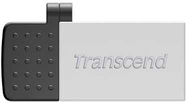 Transcend Jet Flash 380 64GB Silver