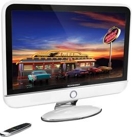 Televizorius Schneider LED32 White, FHD