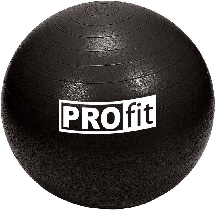 ProFit Exercise Ball 55cm Black