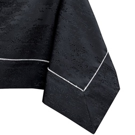 AmeliaHome Gaia Tablecloth PPG Black 140x500cm