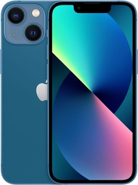 Мобильный телефон Apple iPhone 13 mini, синий, 4GB/128GB