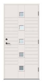 Lauko durys Viljandi Kaia 5x1R, 2088 x 990 mm, dešininės