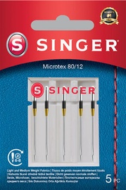 Singer Microtex Needle 80/12 5pcs