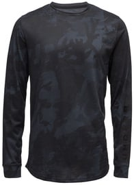 Under Armour T-Shirt Graphic 1303706-005 Black/Blue S