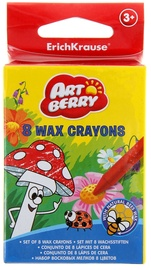 ErichKrause Art Berry Wax Crayons 8pcs