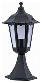 Lampa āra Vagner SDH 1004AL, 100W, melna