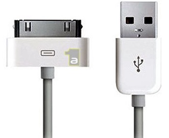 Apple iPod Dock Connector to USB 2.0 Cable