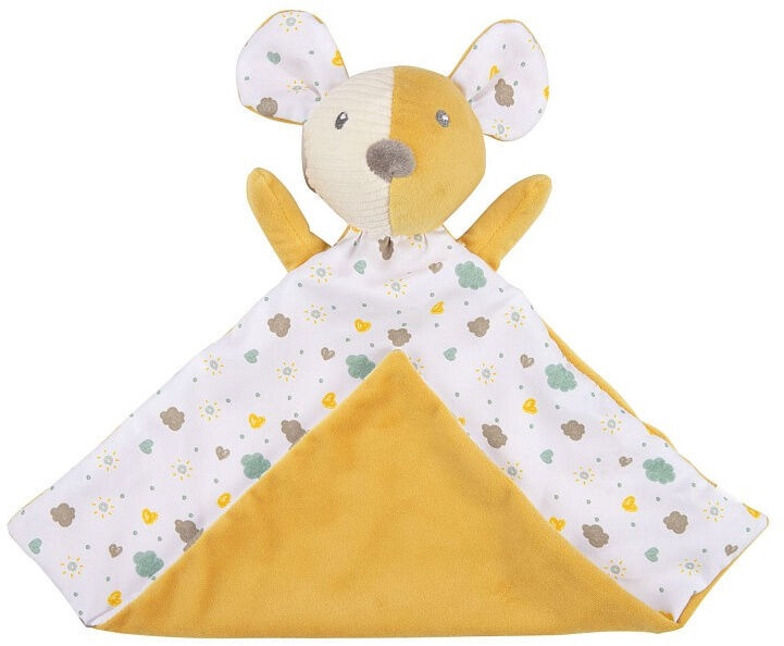 Canpol Babies Cuddle Toy With Rattle Mouse 77/204
