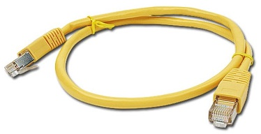 Gembird CAT e5 Patch Cable Yellow 1m