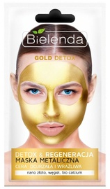 Bielenda Gold Detox Detoxifying Face Mask 8g