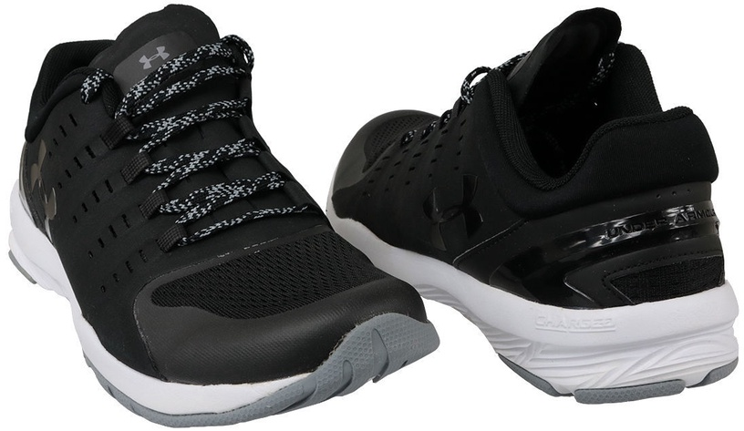 Under Armour Trainers Charged Stunner 1266379-003 Black 36.5
