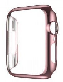 Devia Gold-Plated Series Case V2 For Apple Watch 40mm Rose Gold